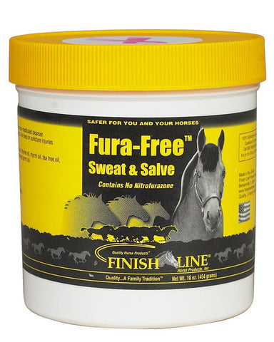 Finish Line Fura-Free Wound Salve