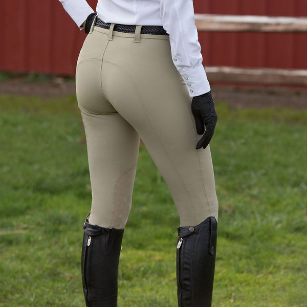 Irideon Hampshire Breech - Classic Tan