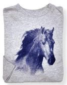 Stirrups Horse Head Tee (Children's)