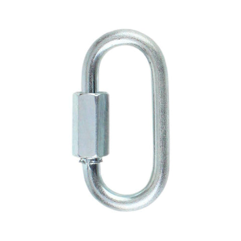"5/32"" x 1 5/8"" QUICK LINK, ZINC PLATED"