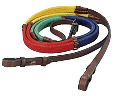 "Rainbow Reins with Hook Studs 1/2"" x 54"""