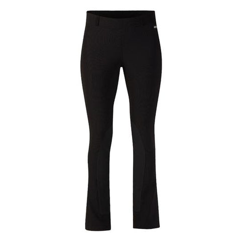 Ladies Kerrits Microcord Bootcut Knee Patch Tights