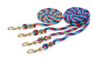 Shires Topaz 8' Lead Rope - Assorted Colors
