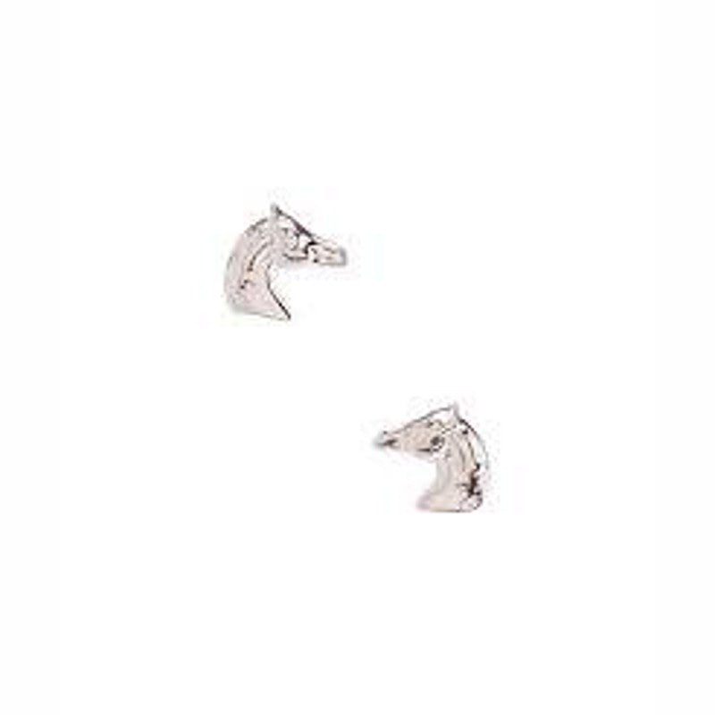 Awst Horse Head Earrings
