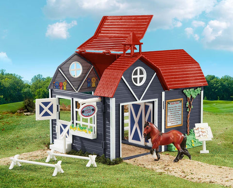 Breyer Riding Camp Play Set