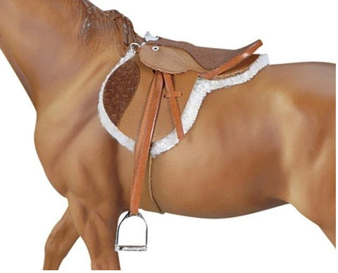 Breyer Devon Hunt Seat Saddle