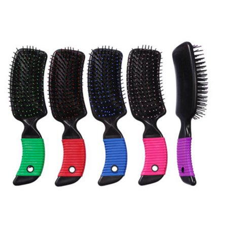Curved Handle Mane & Tail Brush