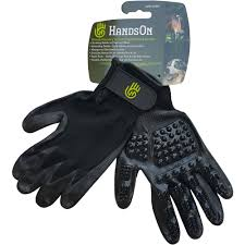 Hands-On Grooming Glove