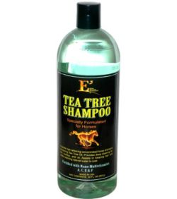 E3 Tea Tree Medicated Shampoo - 32 Oz