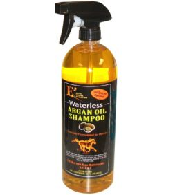 E3 Waterless Argan Shampoo - 32 Oz