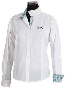 Youth Equine Couture Kelsey Show Shirt