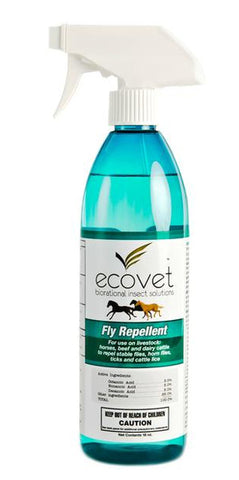 Ecovet Fly Spray - 18 Oz
