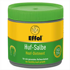 Effol Green Hoof Ointment & Brush - 500 mL