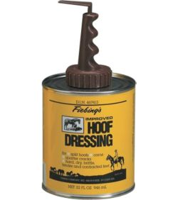 Fiebing's Hoof Dressing with Brush - Quart