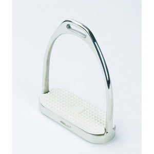 Fillis Stirrup Irons w/ White Pads