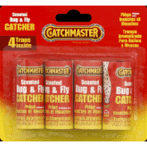 Catchmaster Fly Strips--Pack of 4