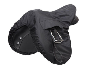 Waterproof Dressage Saddle Cover - Black