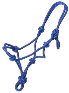Poly Rope Tied Adjustable Halter