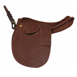 HDR Child's Leadline Saddle