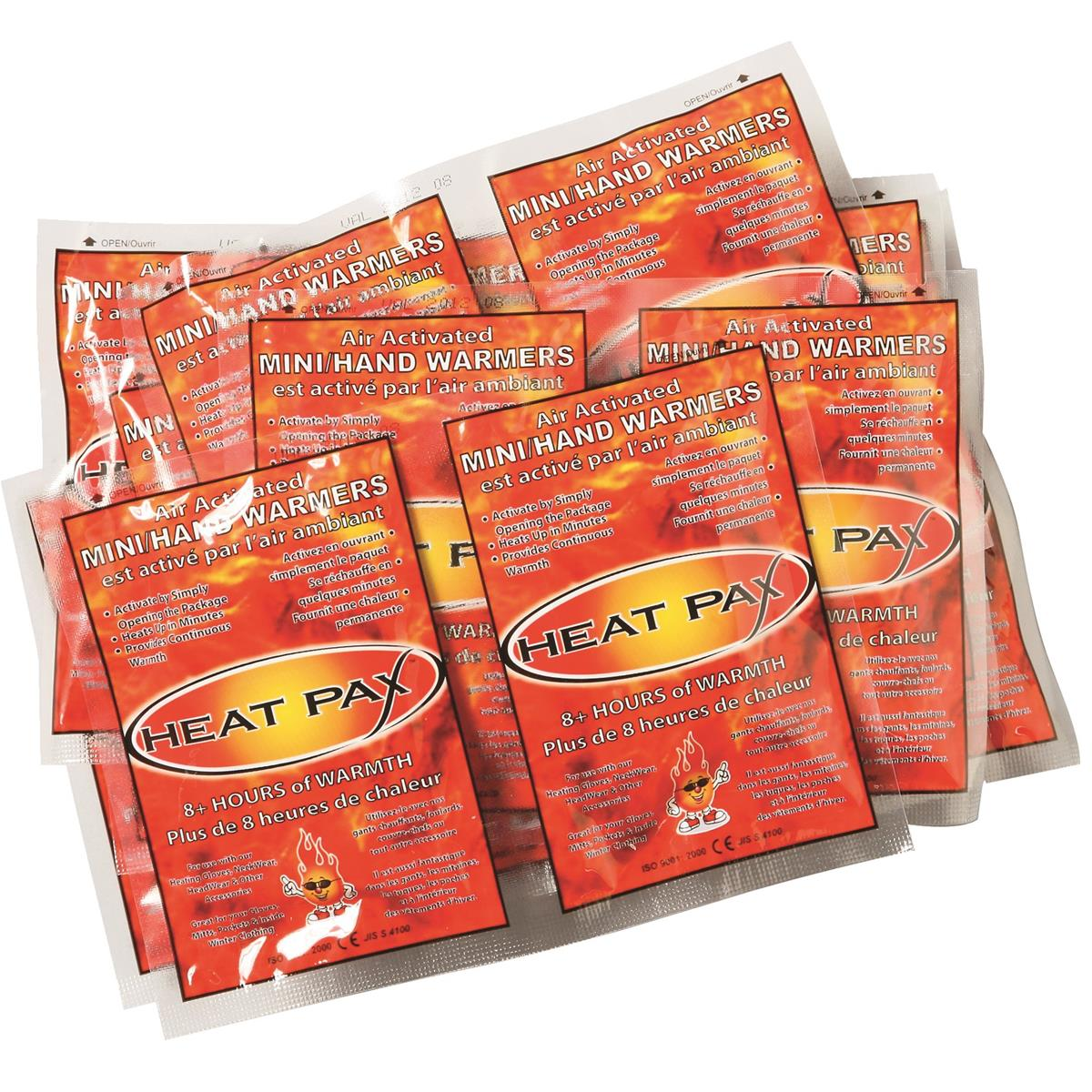 Heat Pax Hand & Toe Warmers