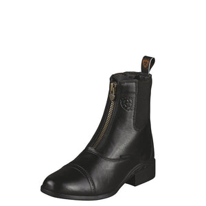 Heritage Breeze Paddock Boot - Black