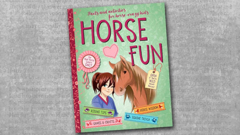 Facts and Activities for Horse Crazy Kids