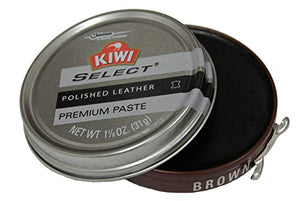 Kiwi Premium Paste Leather Polish
