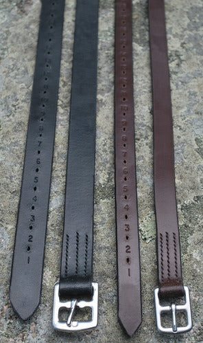 "KL Select 1x54"" Full Hide Stirrup Leathers"