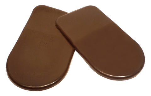 "AGS 1/2"" Ladies' Rubber Heel Lifts"