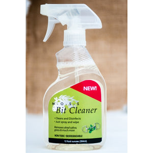 Moss Peppermint Bit Cleaner - 12 Oz