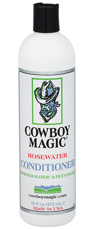 Cowboy Magic Rosewater Conditioner - 16 Oz