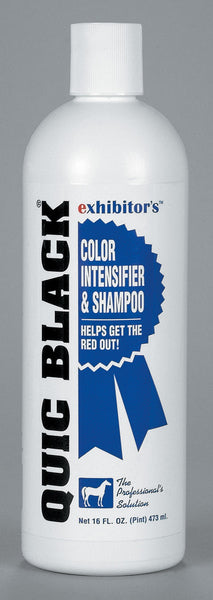 Quic Black Shampoo - 16 Oz