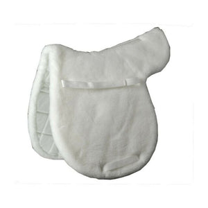 Ovation Quilted Bottom Hunter Pad - White