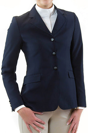 Sydney Soft Shell Show Coat - Navy