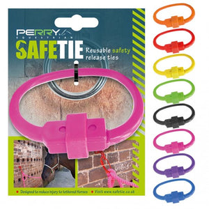 SAFETIE- Reusable Safety Release Ties