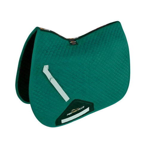 Shires Performance Suede AP Saddle Pad