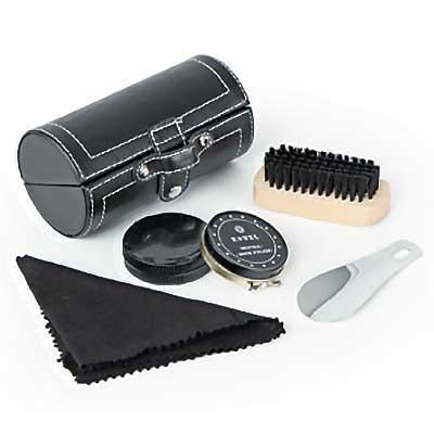 Shires Boot Shine Kit - Black