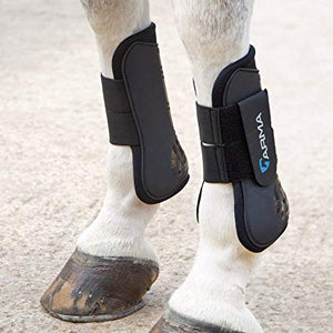 Shires Arma Open-Front Tendon Boots
