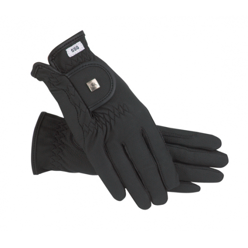SSG Soft Touch Winter Glove - Black