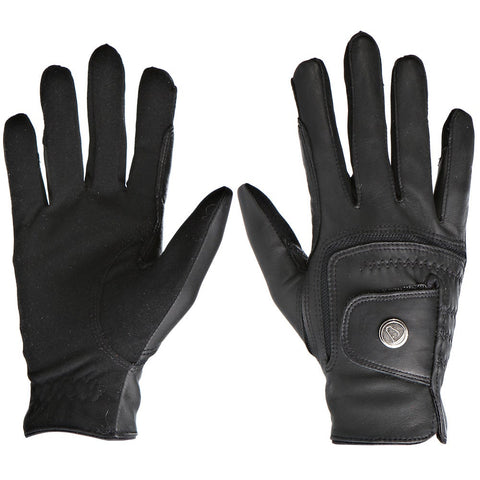 SSG Hybrid Leather Glove, Black