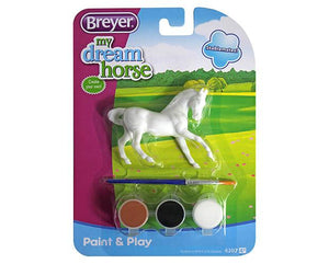 Breyer Stablemates Paint and Play Set