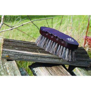 Professional's Choice Wood-Back Horsehair Body Brush