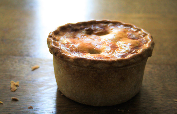 Tim's Pork Pie Recipe