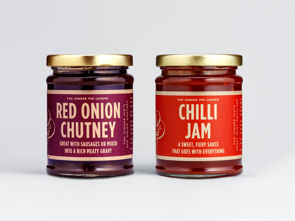 Ginger Pig Chutneys