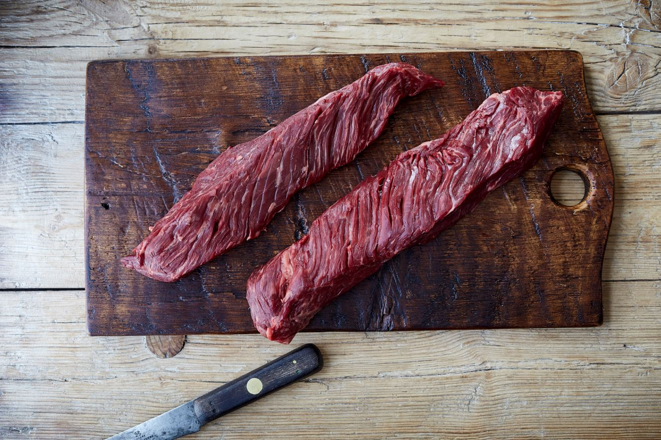 Ginger Pig onglet steak