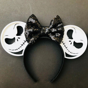 """Standard"" Pumpkin King Ears"