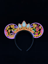 Load image into Gallery viewer, Pictured for reference is a Fully Interchangeable Set with Interchangeable Best Day Ever Tiara