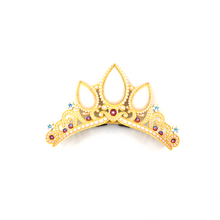 Load image into Gallery viewer, Swarovski Crystal Princess Crowns and Tiara