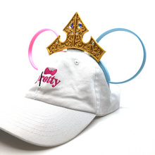 Load image into Gallery viewer, **NEW PRODUCT** Hat System Interchangeable Bow/Tiara Accessory Add-on