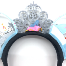 Load image into Gallery viewer, Standard Bibbidi Bobbidi Ears